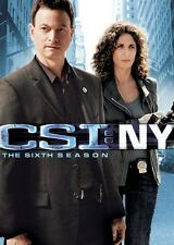 CSI: NY - The Sixth Season [7 Discs] (2010, DVD NIEUW)7 DISC SET
