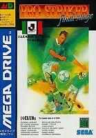 Pro Striker Final Stage Mega Drive Japan Version
