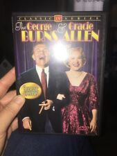 THE GEORGE BURNS & GRACIE ALLEN SHOW DVD 2005 Classic TV Series EIGHT EPISODES