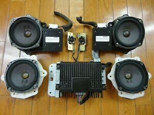 Bose 7-Piece Car Sound System Speakers Nissan Pathfinder Infiniti QX4 1996-2004