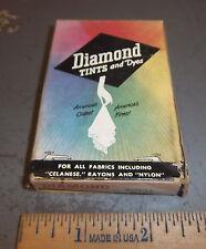 Vintage Diamond Dyes Royal Blue, Wells & Richardson Company, Burlington VT