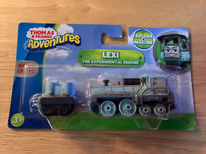 Thomas and Friends Adventures. Lexi The Experimental Engine. 2017 Diecast Metal