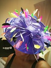 """FEATHERS x 10 MIXED Stripped Coupe 5""""-7""""  12cm - 18cm  Hats, Art & Crafts"""