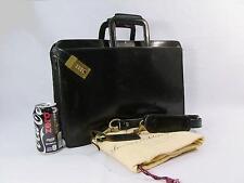 Swaine Adeney Brigg Zip-Top Folio 17 Portfolio Crossbody Messenger Briefcase Bag