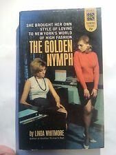 The Golden Nymph: Whitmore Lancer Domino 1965 Sleaze/GGA/Fiction/Adult/Pulp E-19