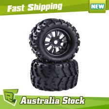 FP 810006 New Black Wheel Complete for 1/8 Monster Truck HSP 83005