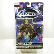 Battlestar Galactica - Imperious Leader Action Figure- Trendmasters - 1996