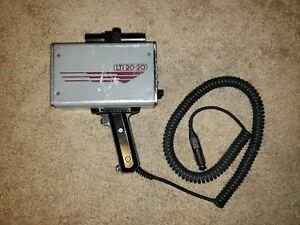 LTI 20/20 Police Lidar Gun - Speed Measuring Device