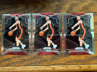 TYLER HERRO 2019-20 Panini Prizm RC ROOKIE #259 Miami Heat (3) Card Lot