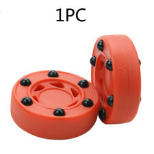 Practice Perfectly Balance Anti Roll Roller Hockey Puck For Ice Inline Street AU