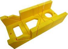 MEDALIST Mitre Box - Plastic - tilers tiling tools