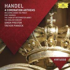 Choir of Westminster - Virtuoso-Handel: Coronation Anthems [New CD] Germany