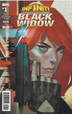 INFINITY COUNTDOWN: BLACK WIDOW (2018) #1 - New Bagged