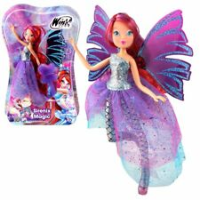 Winx Club - Sirenix Magic Puppe - Fee Bloom - Das Geheimnis des Ozeans