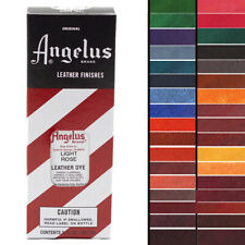 Angelus Permanent Leather Dye With Applicator 3Oz All Colors U-P-MX