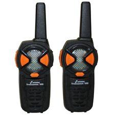 Stabo Freecomm 100 PMR-Handfunkgerät 2er Set PMR Funkgeräte Walkie Talkie