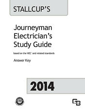 2014 Stallcup's Journeyman Electricians Study Guide Answer Key