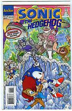 SONIC THE HEDGEHOG #32 (9.2) 1996