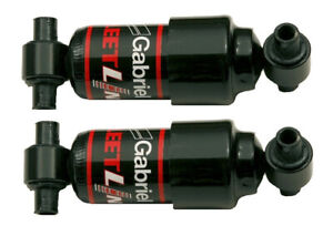 2 Ford, Freightliner Cab Shocks Gabriel 83025 Replaces 1201-1043 and 1201-1049