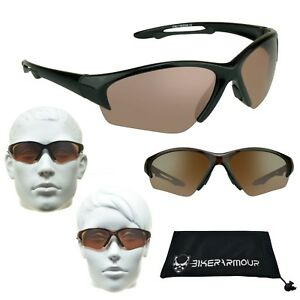 HD Blue Light Blocking Driving Sunglasses Golf Cycling Tennis Glasses Sports