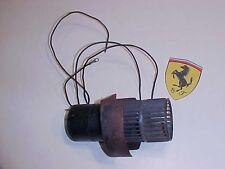 Ferrari Heater Squirrel Cage Fan Motor VINTAGE OEM
