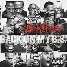 Back on My B.S. [Clean] by Busta Rhymes (CD, May-2009, Motown)