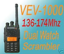 WEIERWEI V-1000 FM Transceiver VHF 2M  + Free 1earpiece