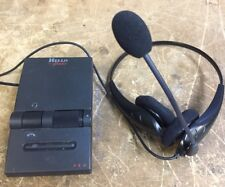 Hello Direct Pro Headset Amplifier w/Duo Headset (Lot of 4)