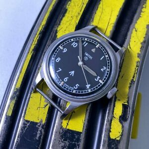 Smiths W10 Military Issue Watch 1969 - Very Rare