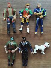 Jonny Quest-Figuras Sueltas Hasbro 1996
