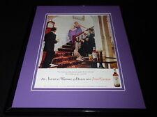 1962 Lord Calvert Whiskey 11x14 Framed ORIGINAL Vintage Advertisement