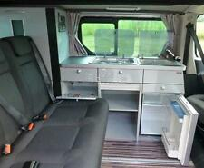 Umbau Camper bei angelieferten Basisfahrzeug Renault Trafic Opel Vivaro ab7/2014