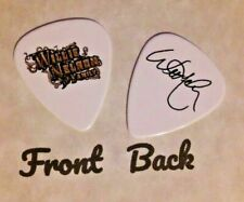 WILLIE NELSON & FAMILY band Signature Logo guitar pick  -(W3)