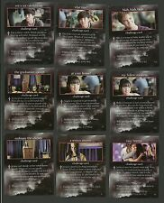 Anna Kendrick Gregory Tyree Boyce Michael Welch Twilight Saga Fab card LOT