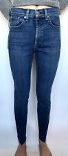 Rag & Bone Gamble 10 Inch SKINNY Jeans. Size 25 Retail
