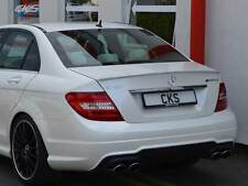 Mercedes AMG C63 Style W204 C Class Boot Trunk Lid Spoiler Saloon Sedan