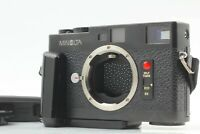 EXC+5 Minolta CLE 35mm Rangefinder Film Camera w / Grip From JAPAN #F459