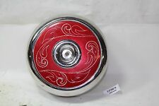 Harley FXR engraved carb air cleaner cover FXRS Evo Softail Dyna XL FL EPS20669