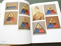 "SIGNED ""EMBLEMS OF HONOR ARMOR CAVALRY TANK DESTROYER"" US PATCH REFERENCE BOOK"