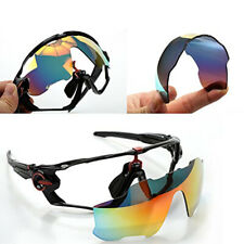 Cycling Polarized Glasses Ride Outdoor Sunglasses Goggles 5PCS Jawbreaker Lens