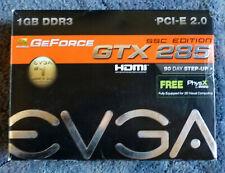 Nvidia Geforce Gtx 285 PCI-E 2.0