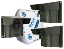 800 metre Wireless Driveway Alarm (Protect 800) Triple PIR Kit & Multiple Lenses