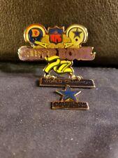 NFL Super Bowl XII Dallas Cowboys Championship Pin (New/Unused)