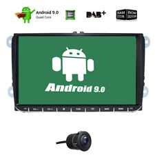 Android 9.0 Car Radio for VW Passat CC Stereo In Dash GPS Navigation Head Unit