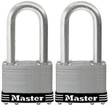 Master Lock Padlock, Laminated Stainless Steel Lock, 2-1/2 in. Wide, 15SSTLJ (Pa