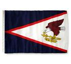 "12x18 12""x18"" American Samoa Sleeve Flag Boat Car Garden"