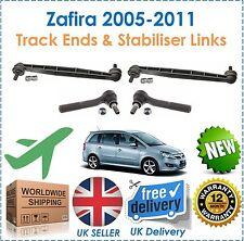 For Zafira B MK2 05-11 Front Outer Track Rod Ends & Stabiliser Drop Links