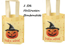 Halloween Bonbontüte Geschenktüte Tragbar Geschenkbeutel Tasche Kurbis