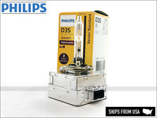 Philips D3S OEM HID Xenon Headlight Bulb DOT 42403 Germany Pack of 1 #OPBXALLG