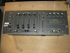 Rane MP24 Dj Mixer 4 Channel for parts or repair